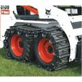 TracksPlus Steel Skid-Steer Tracks for Bobcat 700 series, S130, S150, S175, S185 and S205 — 1 Pair, Model# T-1000B/34