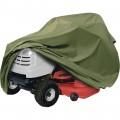 Classic Accessories Lawn Mower Cover — Olive, 72in.L x 44in.W x 46in.H, Model# 73910
