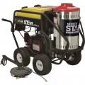 NorthStar Gas Wet Steam & Hot Water Pressure Washer — 3000 PSI, 4.0 GPM, Honda Engine