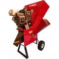 MerryMac Wood Chipper/Shredder — 250cc Briggs & Stratton XR Professional OHV Engine, 3in. Chipping Capacity, Model# SC300M
