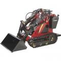 NorTrac 20MTL Mini Compact Track Loader — 688cc, 20.8 Net HP, Gas Powered