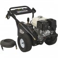 NorthStar Gas Cold Water Pressure Washer — 4000 PSI, 3.5 GPM, Honda Engine, Belt Drive, Model# 157136