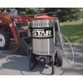NorthStar Electric Wet Steam & Hot Water Pressure Washer — 2750 PSI, 2.5 GPM, 230 Volt