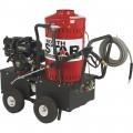 NorthStar Gas Wet Steam & Hot Water Pressure Washer — 2700 PSI, 2.5 GPM, Briggs & Stratton Engine