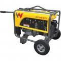 Wacker Neuson Portable Generator — 5,600 Surge Watts, 5,000 Rated Watts, Honda GX340 Engine, EPA/CSA Compliant, Model# GP5600A/5100041979