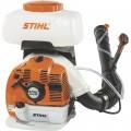 Stihl High-Capacity Disinfectant Backpack Sprayer / Fogger — 3.7-Gallon Capacity, 63.3cc, Model# SR 430