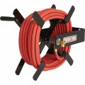 Ironton Wall Mount Air Hose Reel — Holds 3/8in. x 100ft. Hose