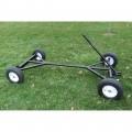 Farm-Tuff Utility Trailer — 4,000-Lb. Capacity, Model# 04037