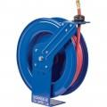 Coxreels SH Series Super Hub Air/Water Hose Reel — With 3/4in. x 50ft. PVC Hose, Max. 300 PSI, Model# SH-N-550