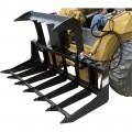 Farm Star Equipment Skid-Steer Grapple — 6ft., Model# EG-6