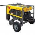 Wacker Neuson Portable Generator — 3800 Surge Watts, 3400 Rated Watts, Model# GP3800A