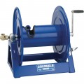 Coxreels 1125 Series Hand-Crank Hose Reel — Holds 1in. x 100ft. Hose, Model# 1125-6-100