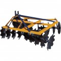 King Kutter Angle Frame Disc Harrow — 6 1/2-Ft., Combination, Model# 18-20-C