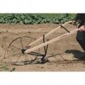 EarthWay Kentucky-Style High Wheel Cultivator — Spring Steel Tines, Model# 6500W