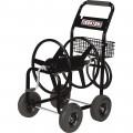 Ironton Garden Hose Reel Cart — Holds 5/8in. x 300ft. Hose