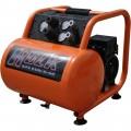 EMAX Hulk Silent Air Portable Air Compressor — 1.5 HP, 5 Gallon, Model# HP15P005SS