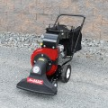 MerryMac Multi-Surface Outdoor Vacuum Electric Start — 250cc Briggs & Stratton OHV Engine, 4-Bushel Capacity, Model# VMS25EM