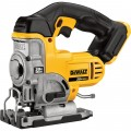 DEWALT Cordless Jig Saw — Tool Only, 20 Volt, Model# DCS331B