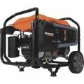 Generac Portable Generator — 4500 Surge Watts, 3600 Rated Watts, CARB Compliant, Model# 7678