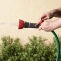 Gilmour Industrial Fireman's Garden Hose Nozzle — Model# 855032-1001