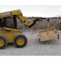 Farm Star Equipment Skid-Steer Boom Crane — 59 1/4in.L, Model# SSTB-3500