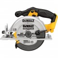 DEWALT Circular Saw — Tool Only, 20 Volt, Model# DCS391