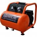 EMAX Hulk Silent Air Portable Air Compressor — 1 HP, 5 Gallon, Model# HP01P005SS
