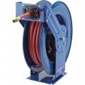 Coxreels Manual Rewind Hose Reel — Holds 3/8in. x 100ft. Hose, Model# TSHL-N-3100