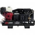 Campbell Hausfeld 2-in-1 Air Compressor/Generator with Honda Engine — Model# GR2100